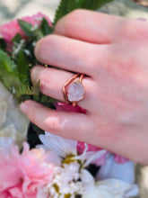 Load image into Gallery viewer, Morganite Bridal Set
