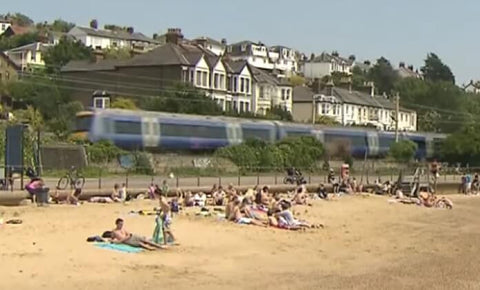 Still taken from c2c train video.