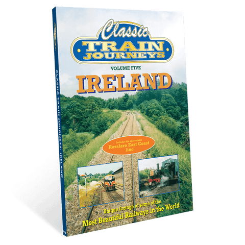 Classic Train Journeys of Ireland