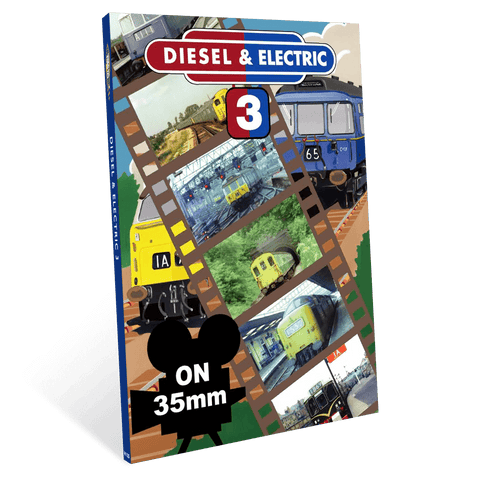 Diesel & Electric on 35mm, volume 3
