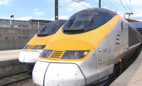 Eurostar: Brussels to London St Pancras