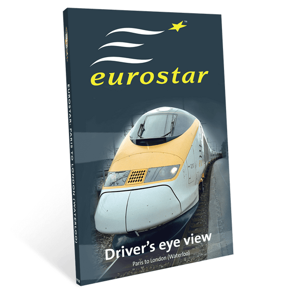 Eurostar: Paris to London Waterloo
