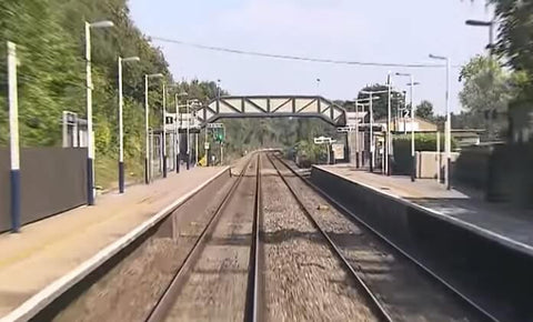 Still taken from Exeter to Basingstoke train video.
