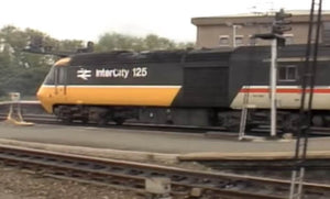 Still taken from HST Far West train video.