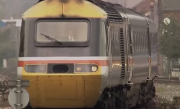 Still taken from HST Great West train video.