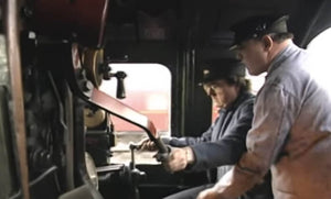 Still taken from Learning to Steam train video.