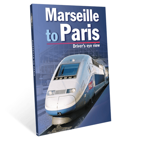 Marseille to Paris
