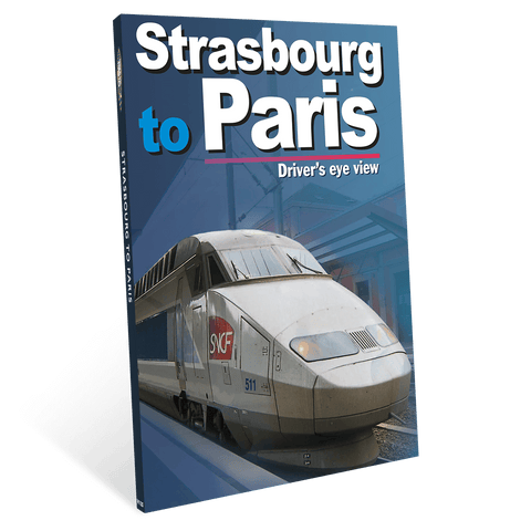 Strasbourg to Paris
