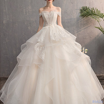 #6626 WEDDING DRESS