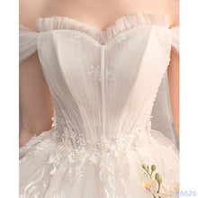 Load image into Gallery viewer, #6626 WEDDING DRESS