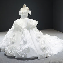 Load image into Gallery viewer, #6652 WEDDING DRESS