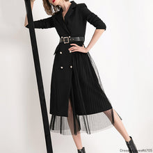 Load image into Gallery viewer, #6705 ISABEL JACKET DRESS