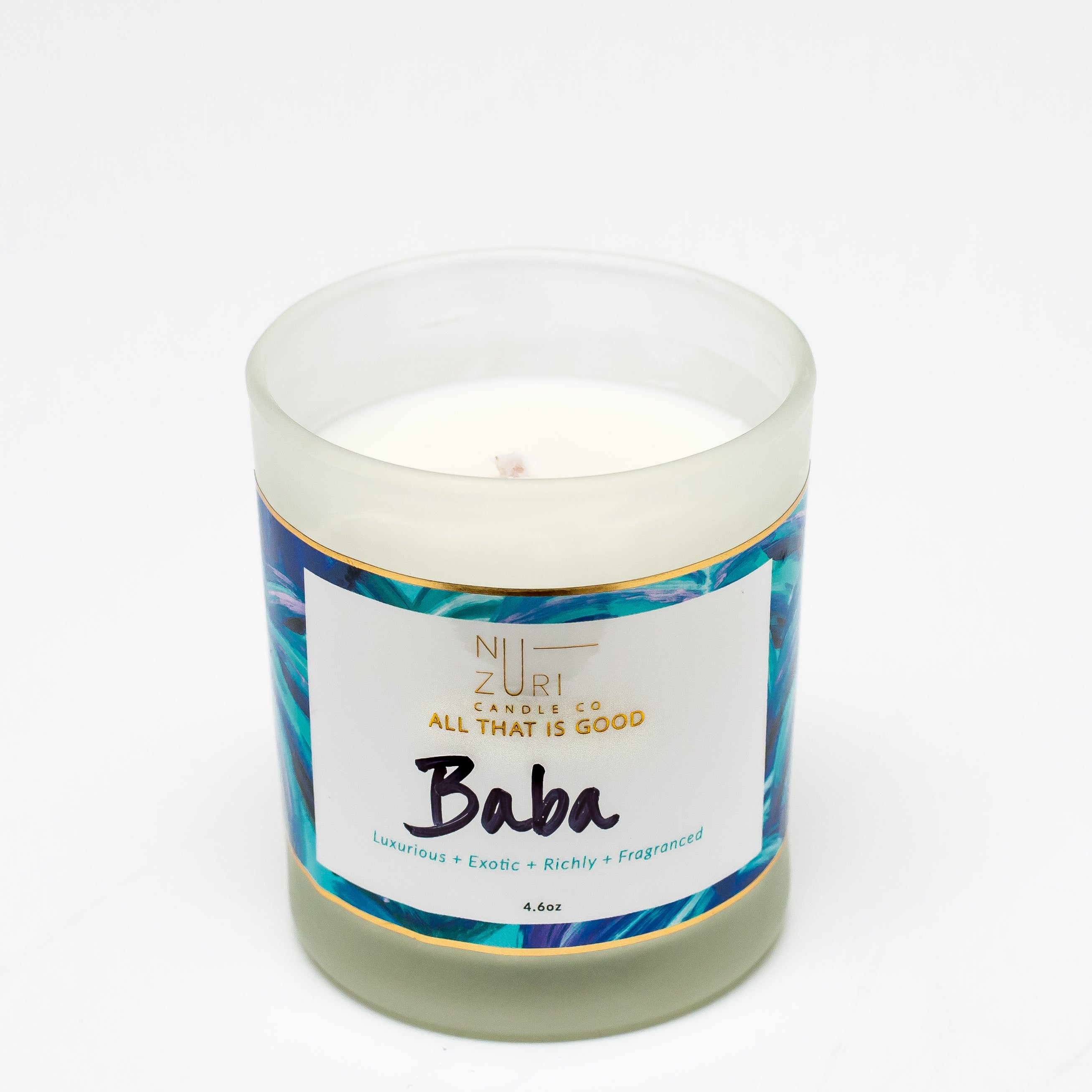 Baba Scented Candle