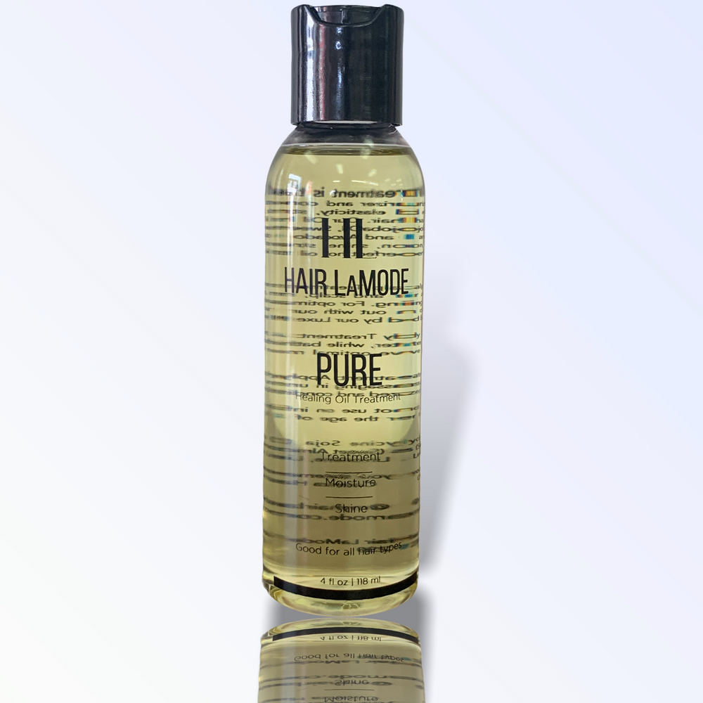 PURE HAIR AND BODY OIL