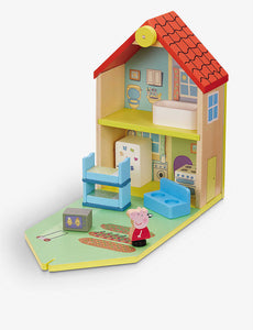 Peppa Pig wooden house