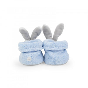 Blue Bunny Slippers
