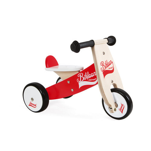 Red and White Trike