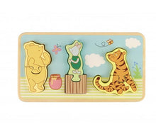 Load image into Gallery viewer, Classic Pooh Mini Puzzle Tray