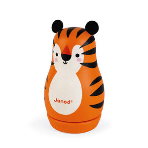 Tiger music box