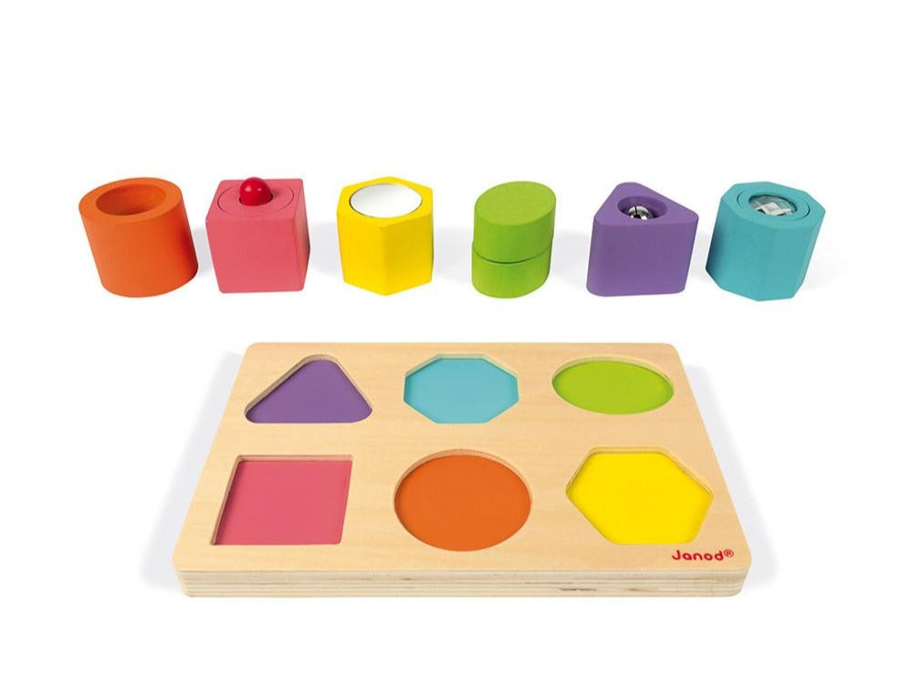 Shape And Sound Puzzle