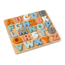 Load image into Gallery viewer, Alphabet puzzle