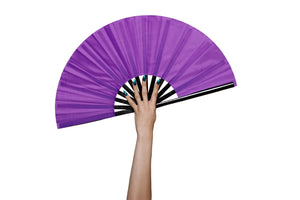 Purple Clack Fan