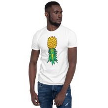Load image into Gallery viewer, Upsidedown Pineapple Unisex T-Shirt