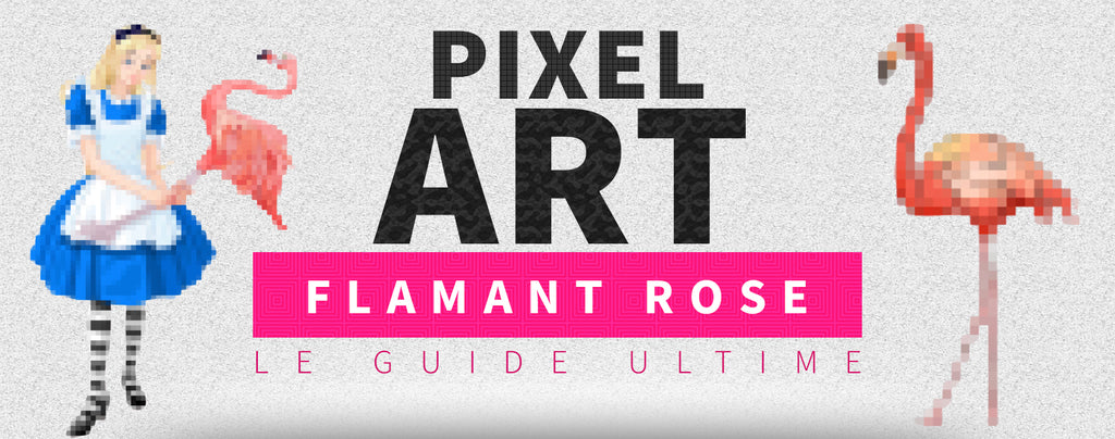 Pixel Art Flamant Rose : Le Guide Ultime