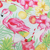 Robe Flamant Rose<br/> Ananas