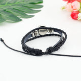 Bracelet Flamant Rose<br/> Black