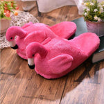 Chaussons Flamant Rose | ROSEUS