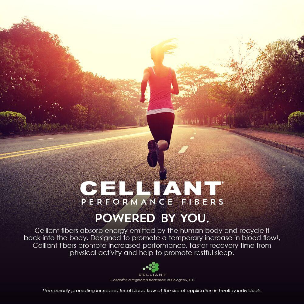 PureCare Celliant Performance Fibers Benefits
