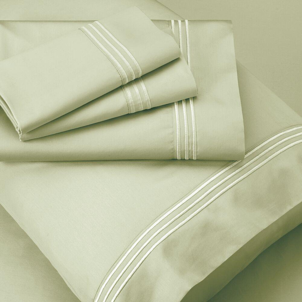 PureCare Celliant Sheet Set with Pillowcases in Sage