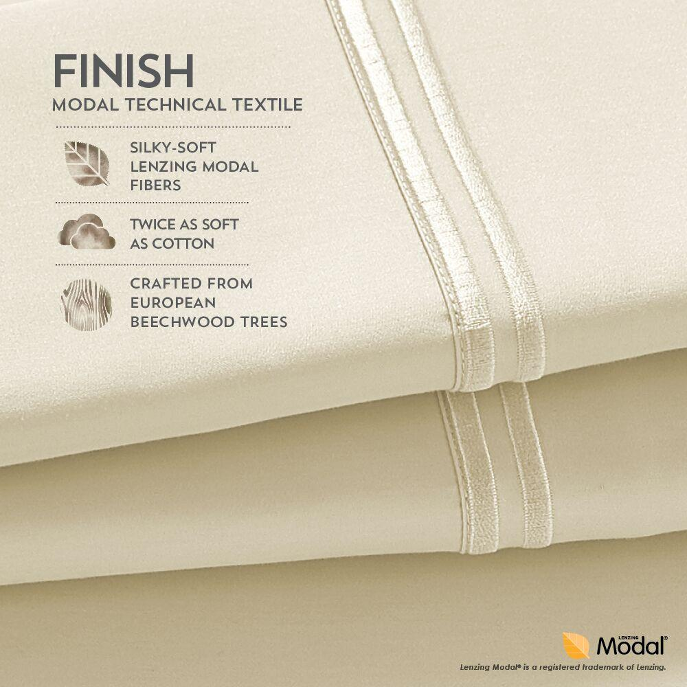 PureCare Essentials Modal Sheet Set all Colors