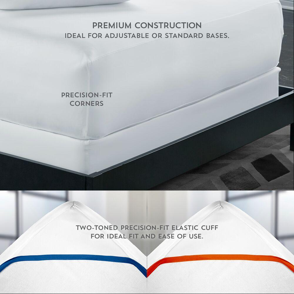 PureCare ReversaTemp 5-Sided Mattress Protector Construction