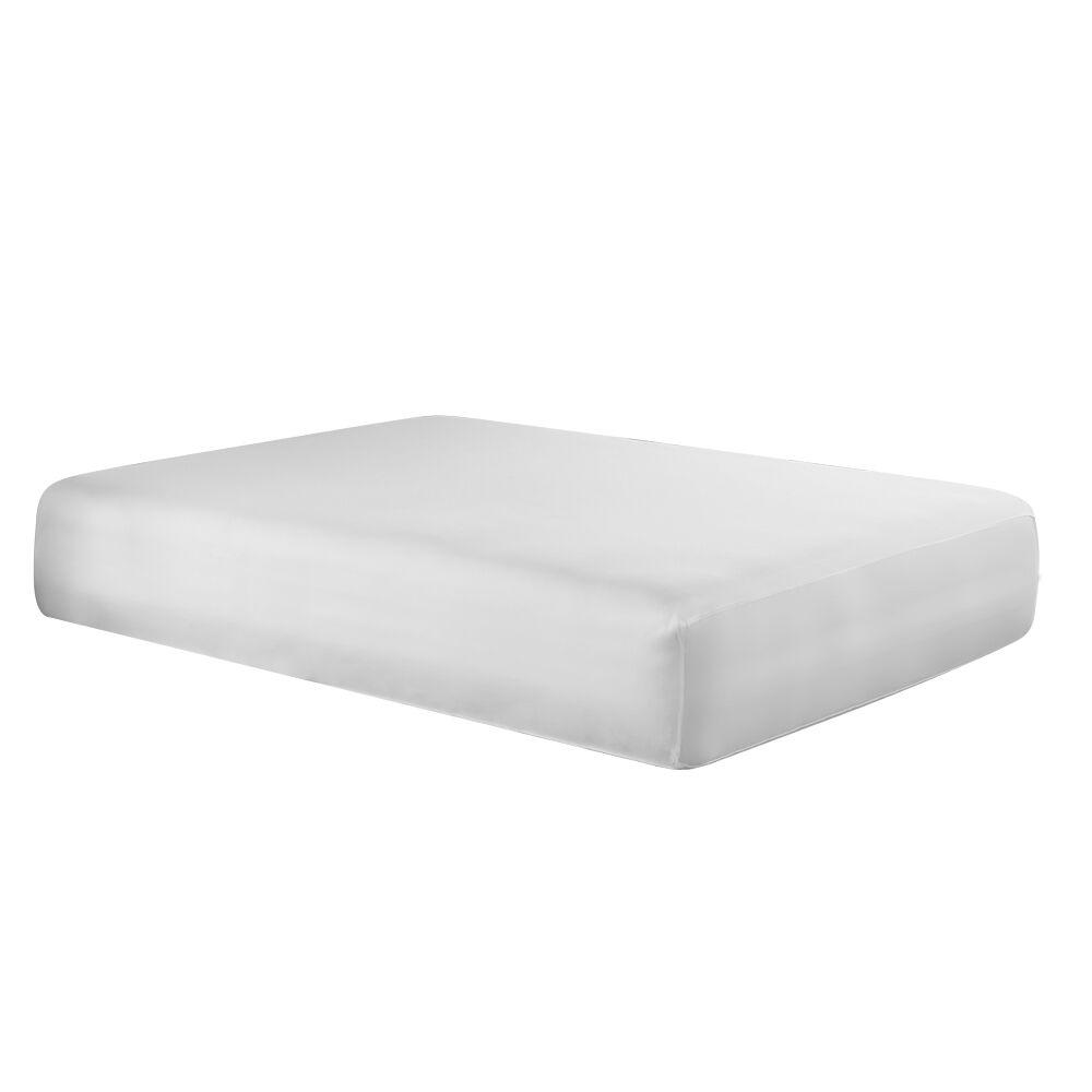 PureCare ReversaTemp 5-Sided Mattress Protector on a Mattress