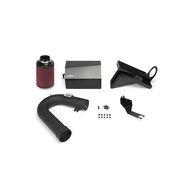 Mishimoto BMW 12-13 320i/328i / 14-15 428i / 15-16 228i Performance Air Intake Kit - Wrinkle Black