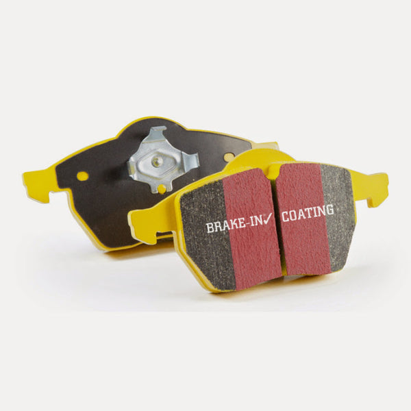 EBC 08-10 BMW 135 3.0 Twin Turbo Yellowstuff Front Brake Pads