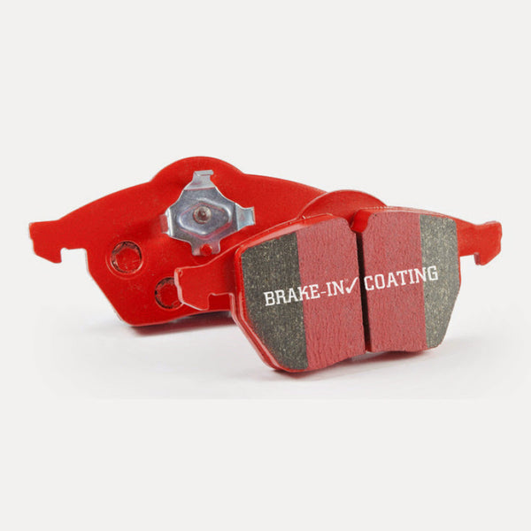EBC 11+ BMW X3 2.0 Turbo (F25) Redstuff Rear Brake Pads