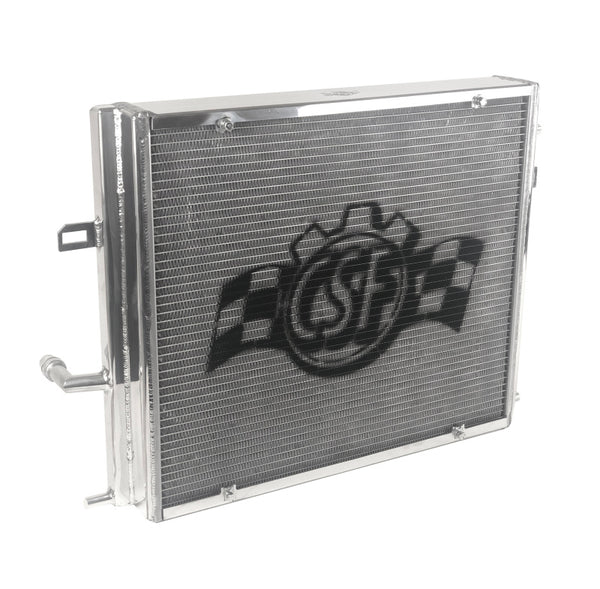 CSF BMW B58/B48 Front Mount Triple-Pass Heat Exchanger w/Rock Guard