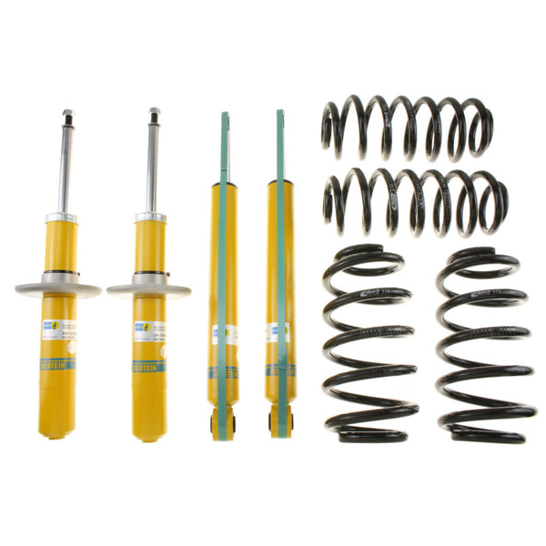 Bilstein B12 2009 Audi A4 Quattro Avant Front and Rear Suspension Kit