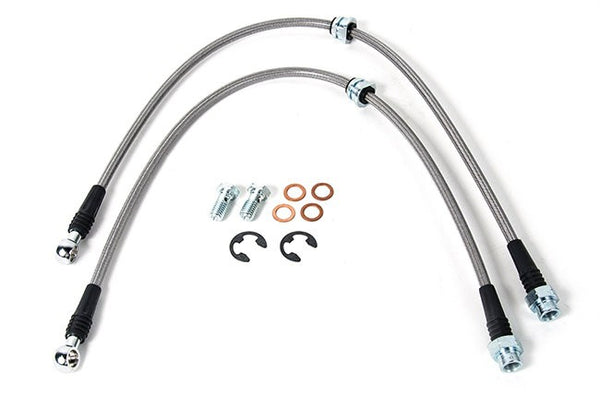 USP Stainless Steel Brake Line Kit For 2015+ VW MK7 GTI, Audi A3,