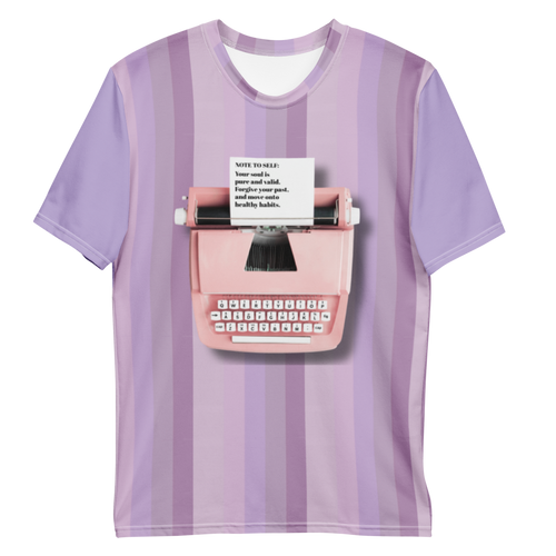 Note To Self Men's T-shirt