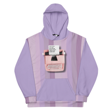 Load image into Gallery viewer, Note To Self Unisex Hoodie