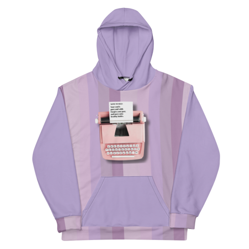Note To Self Unisex Hoodie