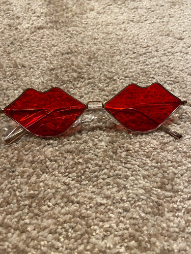 Fire Kisses Glasses