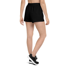 Load image into Gallery viewer, CLITS Women's Athletic Short Shorts - Black