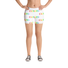Load image into Gallery viewer, CLITS Shorts - White