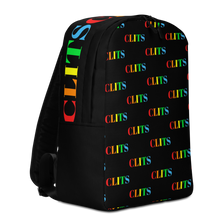 Load image into Gallery viewer, CLITS Minimalist Backpack - Black