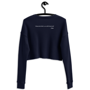 2020 Protest Crop Sweatshirt *LIMITED EDITION*